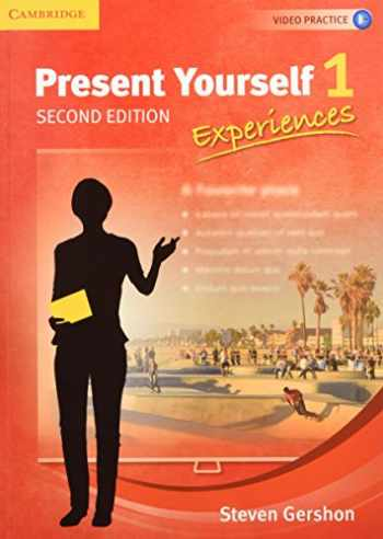 9781107435636-1107435633-Present Yourself Level 1 Student's Book: Experiences