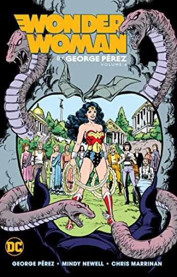 9781401291266-1401291260-Wonder Woman by George Perez Vol. 4