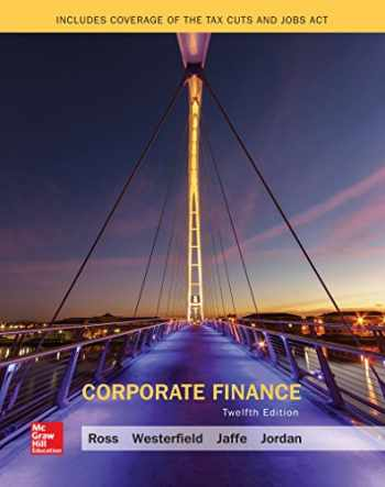 9781260139716-1260139719-Loose Leaf for Corporate Finance (The Mcgraw-hill Education Series in Finance, Insurance, and Real Estate)