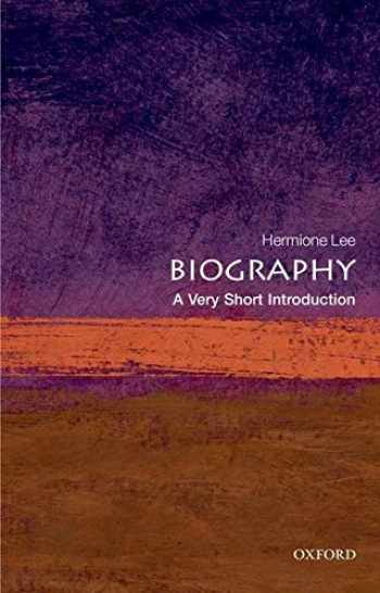 9780199533541-0199533547-Biography: A Very Short Introduction
