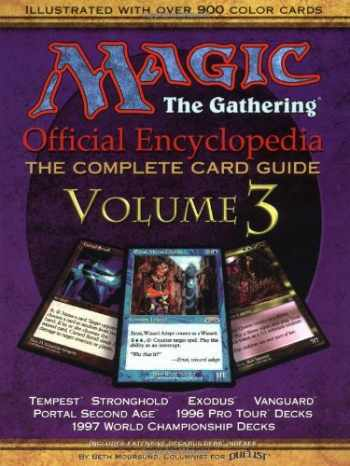 9781560251897-1560251891-Magic: The Gathering -- Official Encyclopedia, Volume 3: The Complete Card Guide