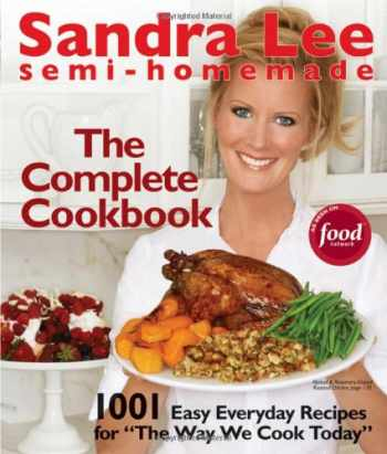 9780470874059-0470874058-Semi-Homemade The Complete Cookbook