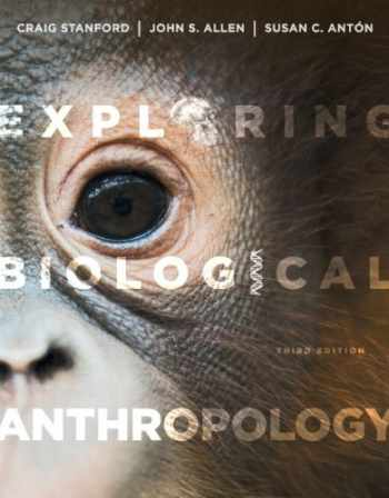 9780205907335-0205907334-Exploring Biological Anthropology: The Essentials (3rd Edition)