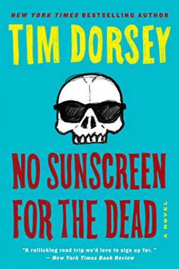9780062795892-0062795899-No Sunscreen for the Dead: A Novel (Serge Storms)