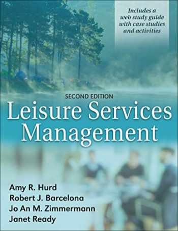 9781492557111-1492557110-Leisure Services Management