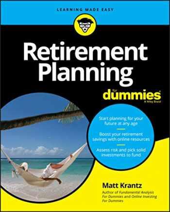 9781119627579-1119627575-Retirement Planning For Dummies
