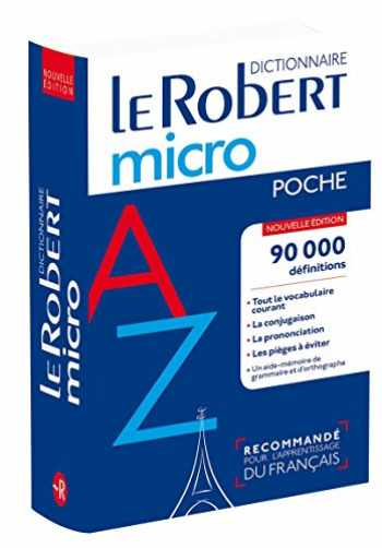 9782321010517-2321010517-Dictionnaire Le Robert Micro poche (dic francais) (French Edition)