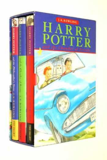 9781856136631-1856136639-The Harry Potter trilogy: Philosophers Stone; Chamber of Secrets; Prisoner of Azkaban