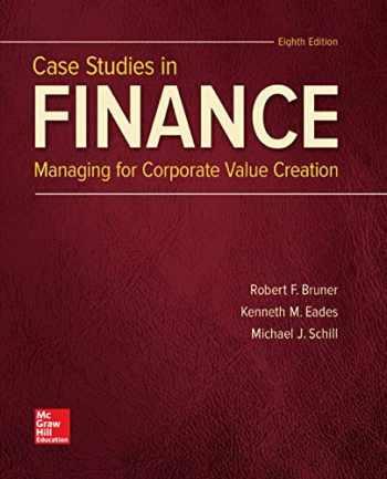 9781260427578-1260427579-Loose Leaf for Case Studies in Finance