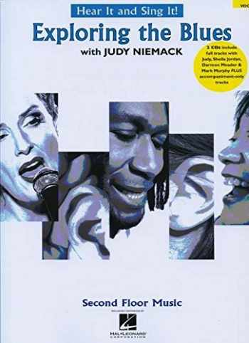 9781458412034-1458412032-Exploring the Blues with Judy Niemack (Hear It and Sing It!)