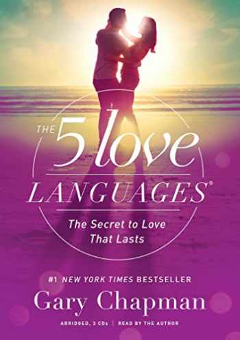 9780802413789-0802413781-The 5 Love Languages Audio CD: The Secret to Love That Lasts