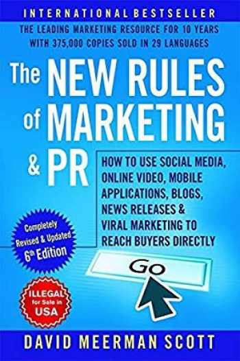 9788126572595-8126572590-The New Rules of Marketing and PR (6th Edition) [Paperback] David Meerman Scott