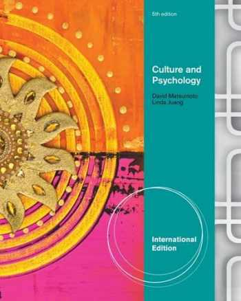 9781111344948-1111344949-Culture and Psychology
