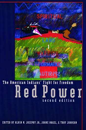 9780803276116-0803276117-Red Power, 2nd Ed: The American Indians' Fight for Freedom, Second Edition