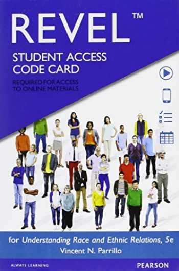 9780205927500-0205927505-Revel for Understanding Race and Ethnic Relations -- Access Card