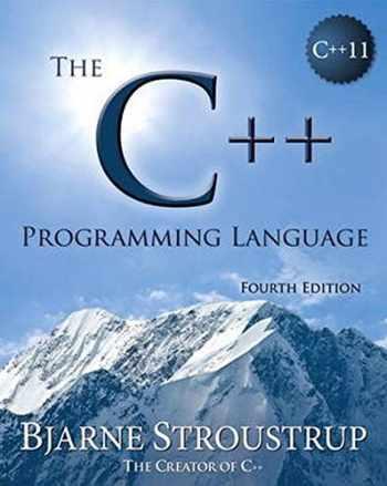 9780321563842-0321563840-The C++ Programming Language, 4th Edition