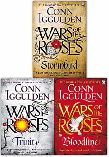 9789526528113-9526528115-Wars of the Roses Series Collection Conn Iggulden 3 Books Set (Stormbird, Trinity, Bloodline)