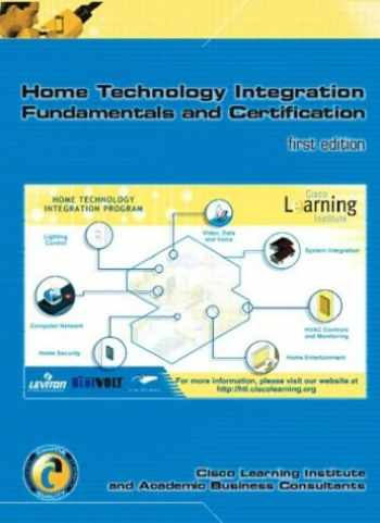 9780131421066-0131421069-Home Technology Integration+ (Text & Lab Manual w/Software Certification Kit)