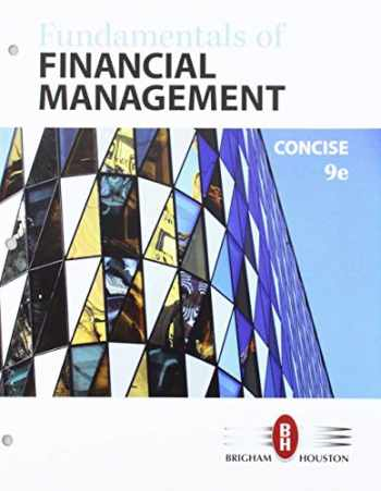 9780357292549-0357292545-Bundle: Fundamentals of Financial Management, Concise, Loose-Leaf Version, 9th + MindTapV3.0, 1 term Printed Access Card