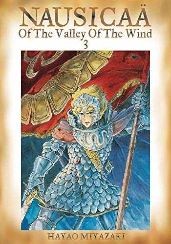 9781591164104-1591164109-Nausicaa of the Valley of the Wind, Vol. 3 (Nausicaä of the Valley of the Wind)