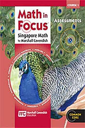 9780547579030-0547579039-Math in Focus Course 1 Grd 6 (Math in Focus: Singapore Math)