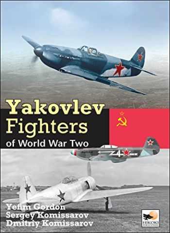 9781902109466-1902109465-Yakovlev Fighters of World War Two (Hikoki)