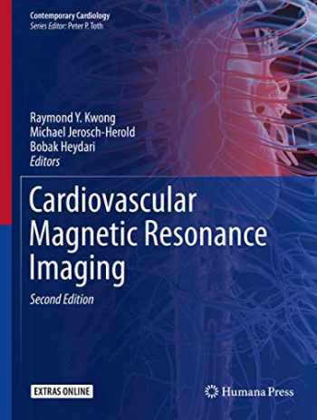 9781493988396-1493988395-Cardiovascular Magnetic Resonance Imaging (Contemporary Cardiology)