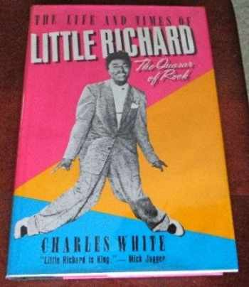9780517554982-0517554984-The Life and Times of Little Richard: The Quasar of Rock