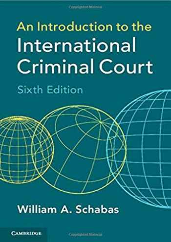 9781108727365-1108727360-An Introduction to the International Criminal Court