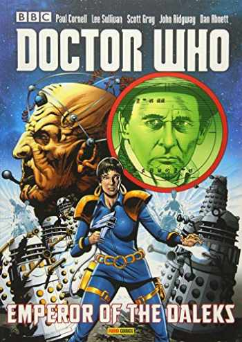9781846538070-1846538076-Doctor Who Emperor of the Daleks Graphic novel