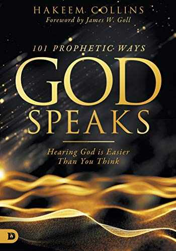 9780768450668-0768450667-101 Prophetic Ways God Speaks: Hearing God is Easier than You Think