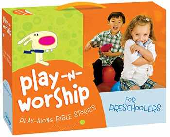 9780764438882-0764438883-Play-n-Worship: Play-Along Bible Stories for Preschoolers