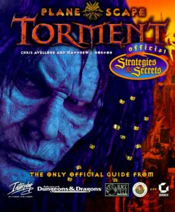 9780782125856-0782125859-Planescape: Torment Official Strategies & Secrets