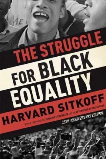9780809089246-0809089246-The Struggle for Black Equality
