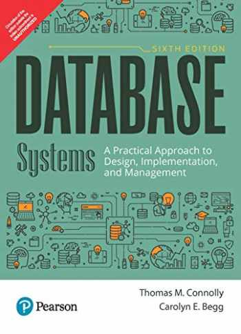 9789353438913-9353438918-Database Systems: A Practical Approach to Design, Implementation, and Management, 6th edition