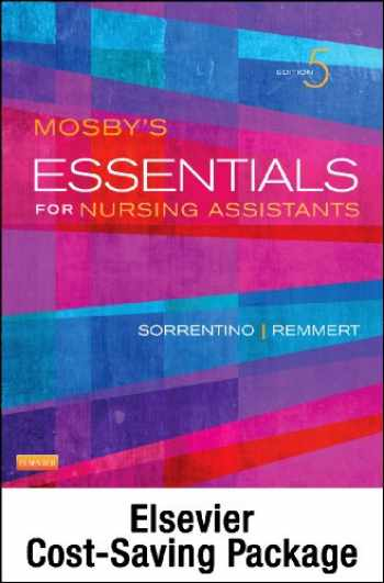9780323326926-0323326927-Mosby's Essentials for Nursing Assistants - Text, Workbook and Mosby's Nursing Assistant Skills DVD - Student Version 4.0 Package