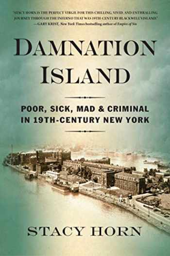 9781616209353-1616209356-Damnation Island: Poor, Sick, Mad, and Criminal in 19th-Century New York