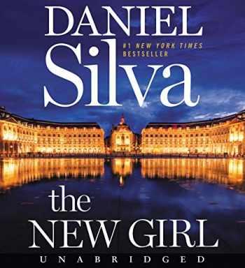 9780062835192-006283519X-The New Girl CD: A Novel (Gabriel Allon)