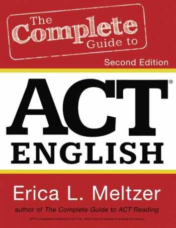 9781530072804-1530072808-The Complete Guide to ACT English, 2nd Edition