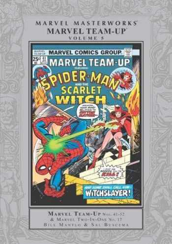 9781302922184-1302922181-Marvel Masterworks: Marvel Team-Up Vol. 5