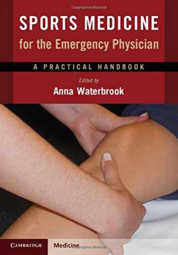 9781107449886-110744988X-Sports Medicine for the Emergency Physician: A Practical Handbook
