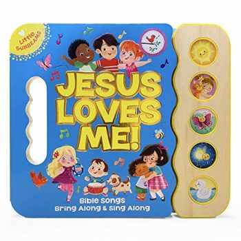 9781680523713-1680523716-Jesus Loves Me Songbook (Early Bird Sound Books) (Little Sunbeams)