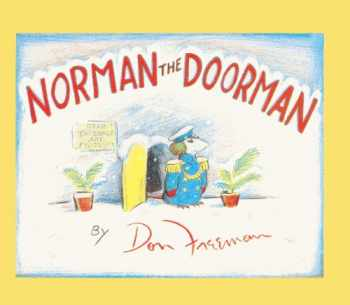 9780808529057-0808529056-Norman The Doorman (Turtleback School & Library Binding Edition) (Picture Puffin Books)
