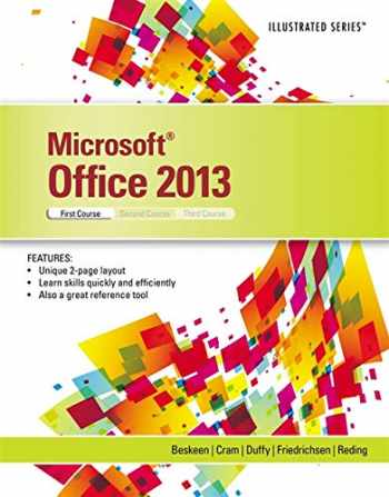 9781285088488-1285088484-Microsoft Office 2013: Illustrated Introductory, First Course