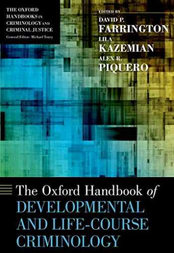 9780190201371-0190201371-The Oxford Handbook of Developmental and Life-Course Criminology (Oxford Handbooks)