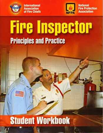 9781284141313-1284141314-Fire Inspector: Principles and Practice Student Workbook