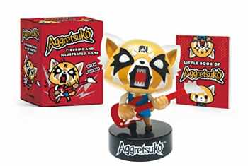 9780762469833-0762469838-Aggretsuko Figurine and Illustrated Book: With Sound! (RP Minis)