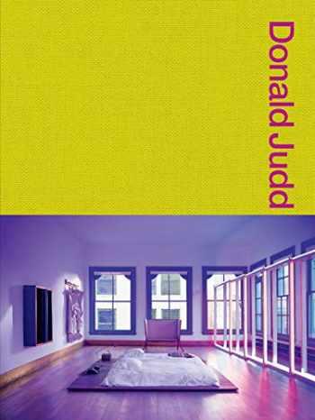 9783791359540-3791359541-Donald Judd Spaces: Judd Foundation New York & Texas