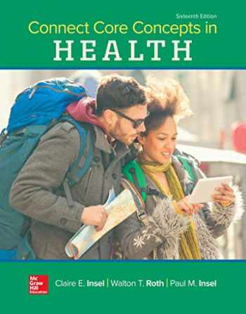 9781260153477-1260153479-Connect Core Concepts in Health, BIG, Loose Leaf Edition