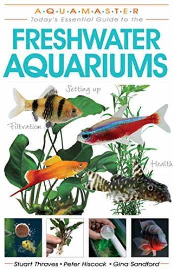 9781933958088-1933958081-Freshwater Aquariums (Aquamaster)